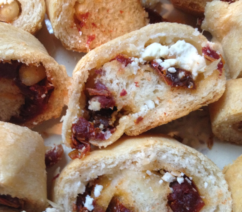 tom and goat cheese crescents6
