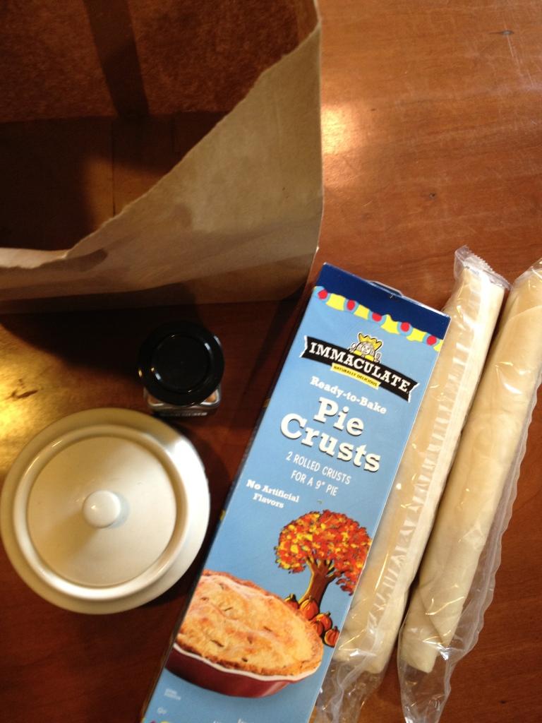 Pie Crust Donuts1