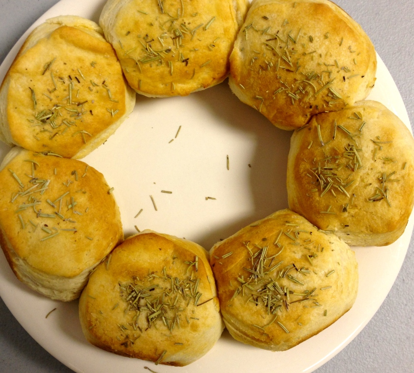 Biscuit Ring 4