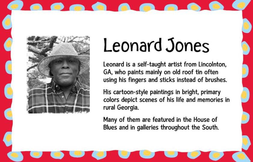 Leonard Jones