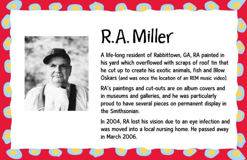 RA Miller
