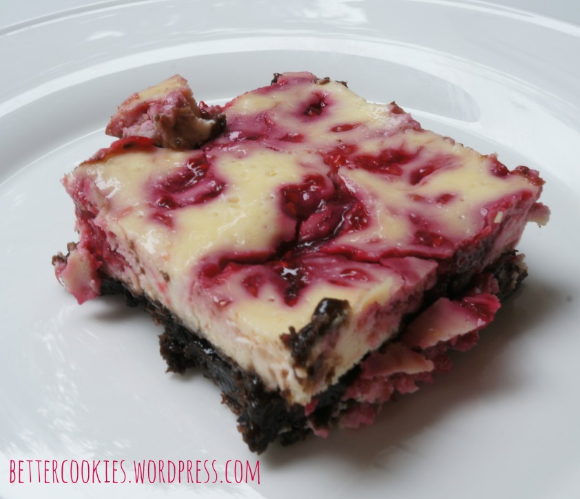 GF Fudge Brownie Cheesecake