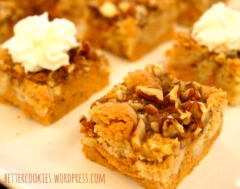 pumpkin sugar cookie treat