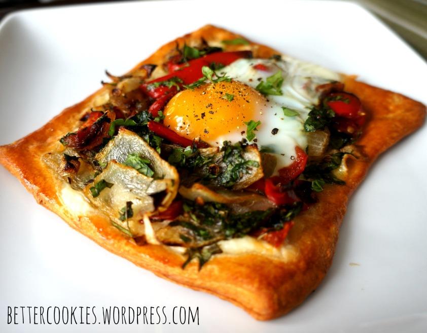 veggie galette_blog