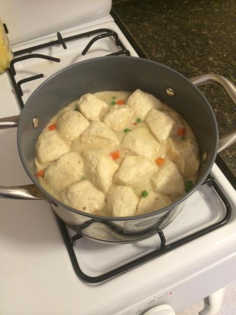 Chicken Dumpling 5