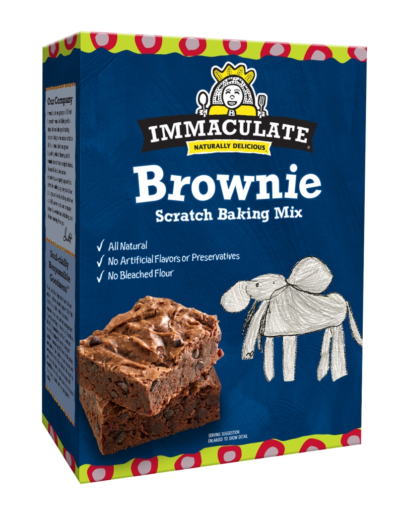 DRY-BrownieMix