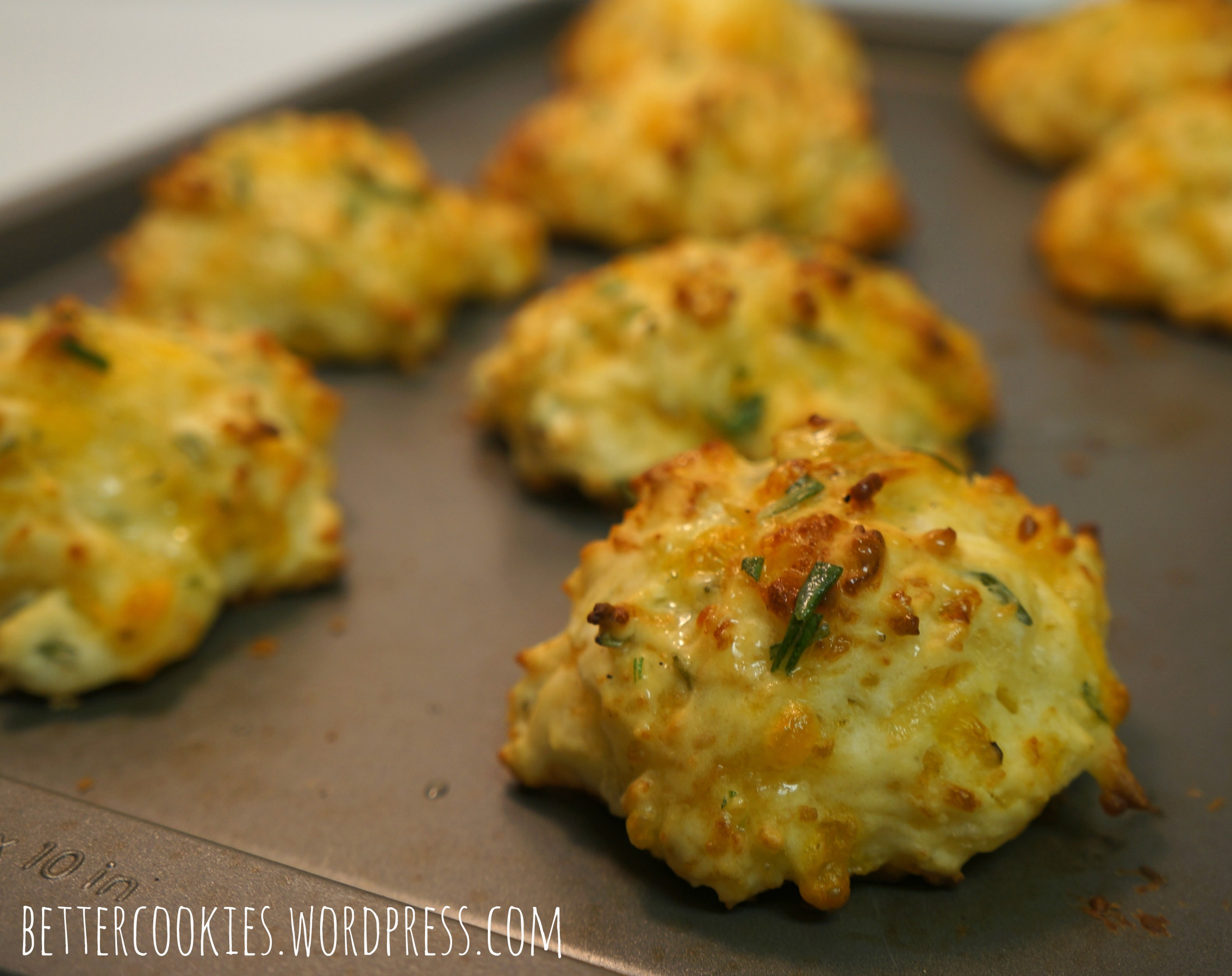 Cheddar & Rosemary Biscuits