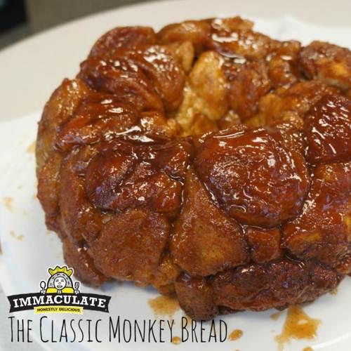The Classic Monkey Bread