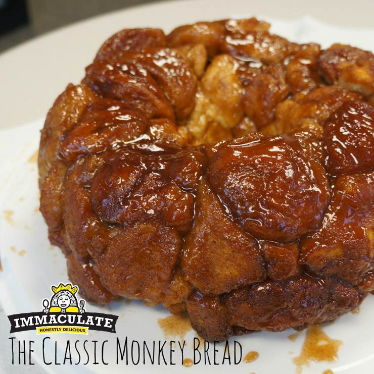 The Classic Monkey Bread