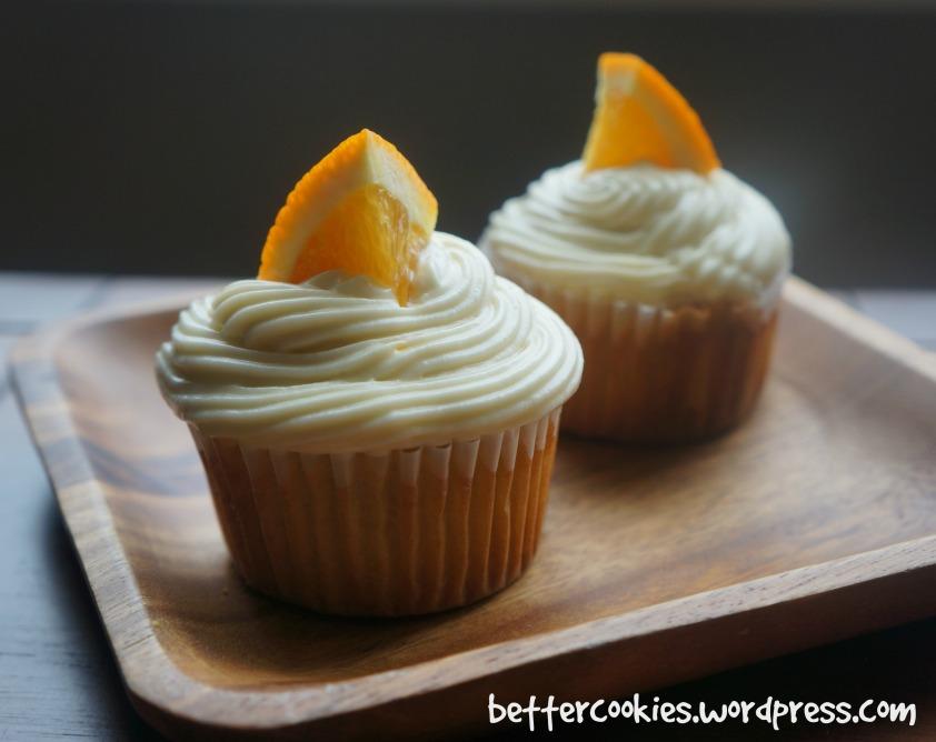 Citrus Beer Cupcakes