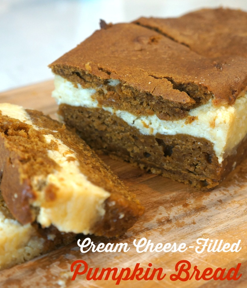 cream pumpkin bread
