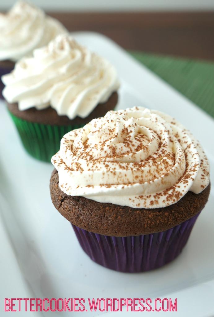 Bourbon Cupcakes